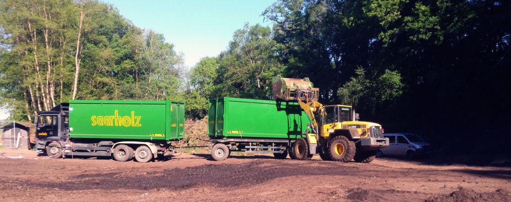 Kompostieranlage Türkismühle